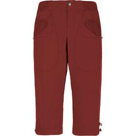E9 R3 korte broek Heren rood